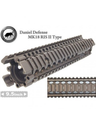 Daniel Defense MK18 9.5 Inch Tan (Madbull)