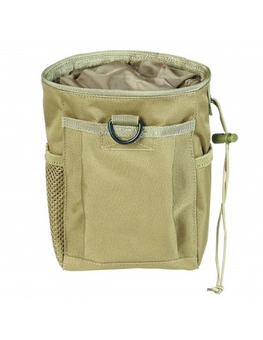 BOLSA DESCARGA DROP MOLLE PIELCU TAN
