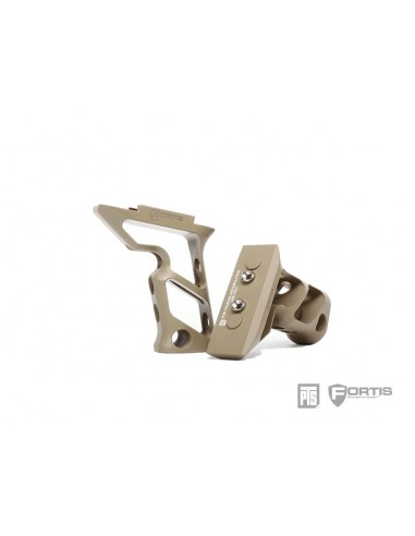 PTS Fortis SHIFT Vertical Grip TAN KEYMOD