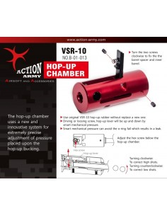 Action Army VSR-10 Hop up Chamber