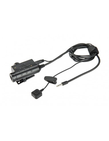 Earmor Military Adapter PTT for Kenwood Version