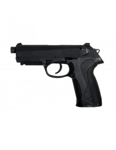 PISTOLA A GAS PX4 BULLDOG BLACK SLIDE WE (WE-D002-BK)
