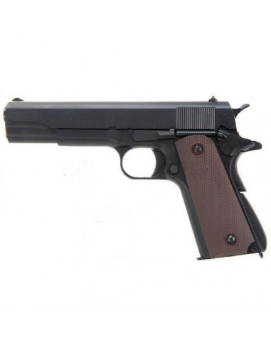 KJW 1911 Full Metal with Gas Mag.