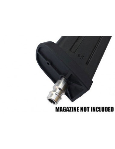 Balystik HPA Connector for KWA Gas Magazine - US version