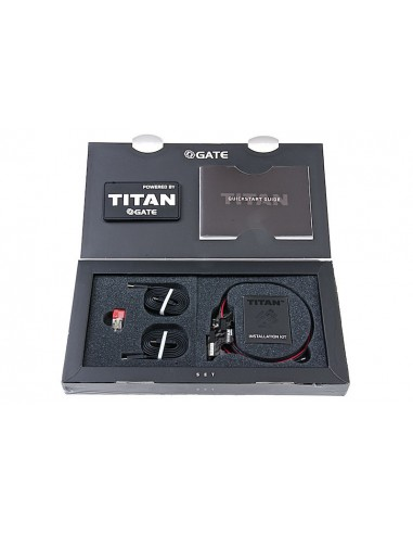 GATE TITAN V2 NGRS ADVANCE SET (REAR WIRED) FOR TOKYO MARUI NEXT GENERATION SERIES