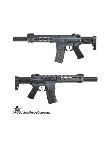 FUSIL VR16 SABER SD UBAN GREY VEGA FORCE COMPANY