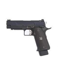 PISTOLA EMG SAI 4.3 GAS BLOWBACK - BLACK