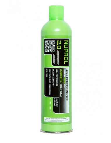 GAS NUPROL 2.0 GREEN PREMIUM