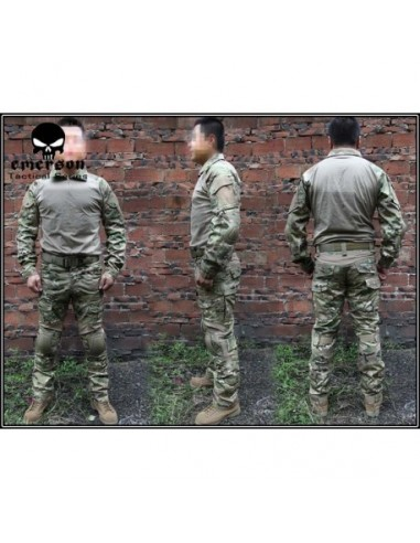 UNIFORME EMERSON MULTICAM XL