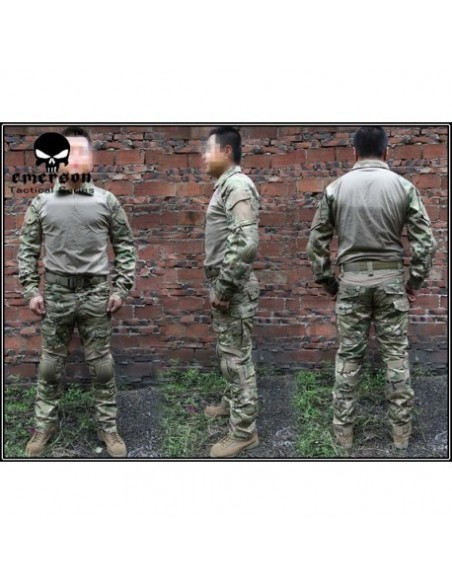 UNIFORME EMERSON GEN2 MULTICAM