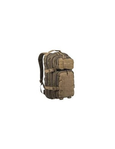 Mochila MILTEC US ASSAULT SM 20 Litros ranger green/tan
