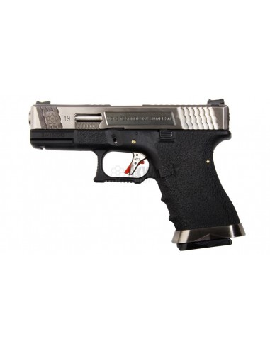 REPLICA PISTOLA GBB GLOCK 19 MK3 T7 WE