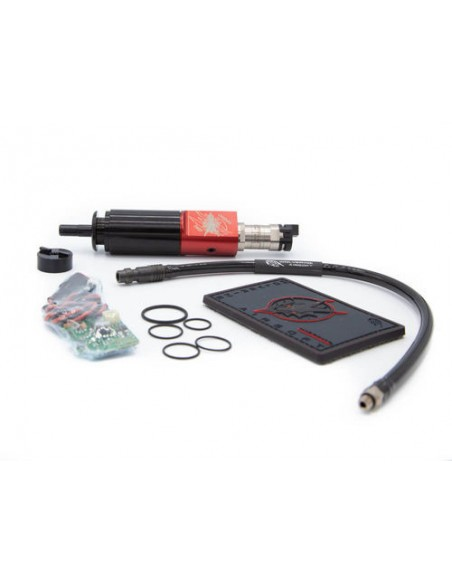 Wolverine Airsoft HPA Systems GEN 2 INFERNO M4 Cylinder with SPARTAN Edition Electronics (No Lipo) for Version 2 M4 Gearbox