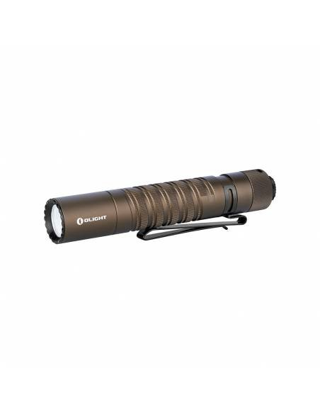 Linterna Olight LED recargable M1T Raider Plus 800 lum Edic. Desierto