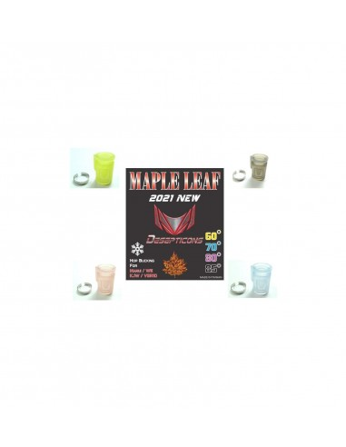 GOMA INTERNA HOP UP VSR MAPLE LEAF DECEPTICONS 2021 80º COLOR ROSA