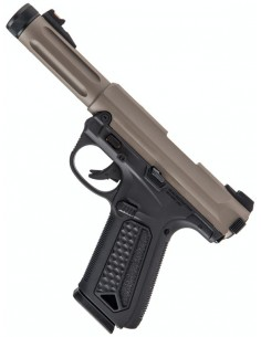 REPLICA PISTOLA GBB ACTION ARMY AAP-01 ASSASSIN DUAL TONE SEMI ONLY