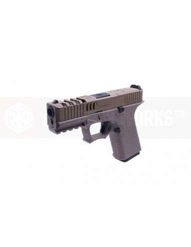 REPLICA PISTOLA GBB ARMORED WORKS VX9...