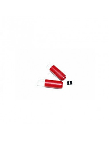 Goma de Hop Up Madbull 60º Shark Red (set 2 unidades)