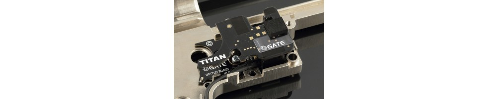 GATE MOSFETS, GATE ELECTRONIC